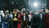 《海扁王2》中文片段 正邪联盟人员齐备全面开战