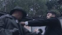 《火线追凶2之同名为仇》片场直击-动作篇