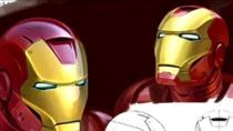 《鋼鐵俠》中文特輯 設計概念圖展示戰衣成型過程