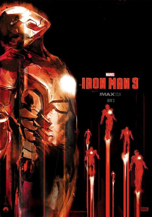 钢铁侠3 海报 高清图片