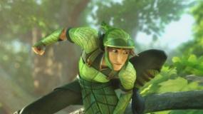 《森林戰士》中文片段 流行天后碧昂絲加盟配音