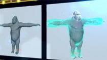 《大明猩》特辑 倾力打造亚洲首个动态捕捉角色