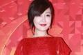 薛佳凝大红色长裙亲切亮相 邻家妹妹转型温婉端庄