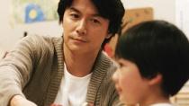 戛纳入围《如父如子》中文片段 全家福笑容苦涩