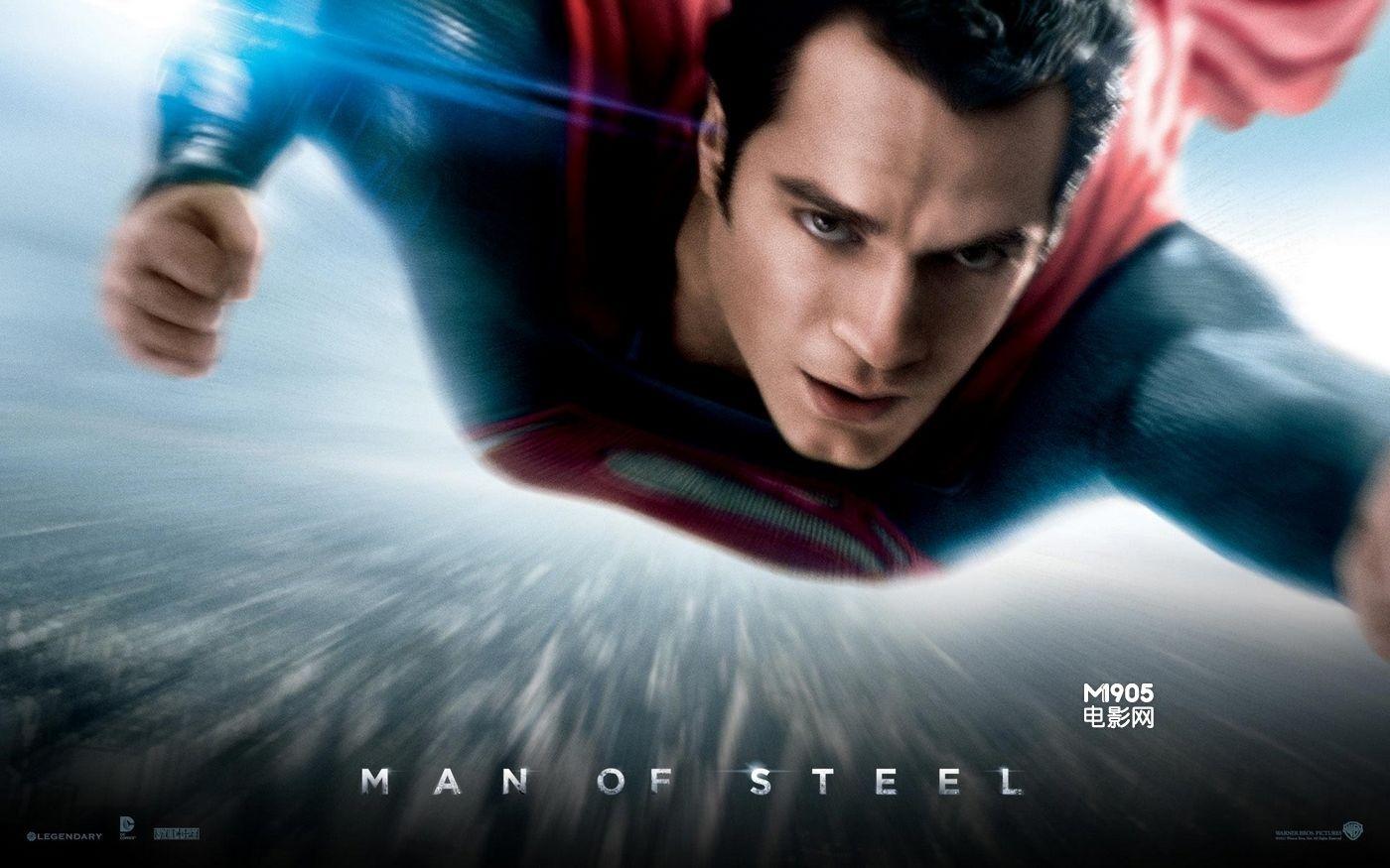 超人 再曝双横版海报 超人 佐德空中对峙