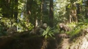 《重返地球》精彩片段 猿猴聚集群起攻击步步紧逼