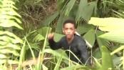 《重返地球》拍摄花絮 野外实战小史密斯卖力表演