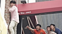 上影节《落跑老爸》中文预告 申河均倒霉背黑锅