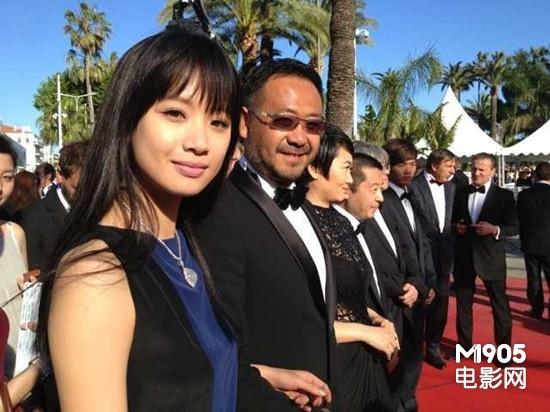《天注定》斩获戛纳最佳编剧 演员李梦亮相影