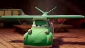 《飞机总动员》中文预告片 迷你车一秒钟变飞机