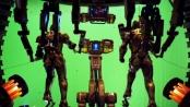 《环太平洋》中文特辑 操控巨型机器人拍摄揭秘