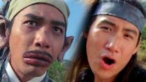 """《东成西就》爆笑片段 张学友山东话版""""我爱你"""""""