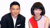 刘德华称票房过五亿当导演 女主角仍锁定林志玲
