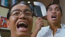 《王牌情敌》暴力版预告 黄宗泽被扁因吃霸王餐