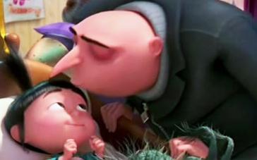 《神偷奶爸2》宣传片 冲天辫女儿爆萌搞怪又撒娇