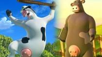 《疯狂农庄》预告片 奶牛老爹受尊敬管教淘气孩儿