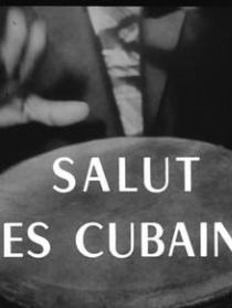 向古巴人致意