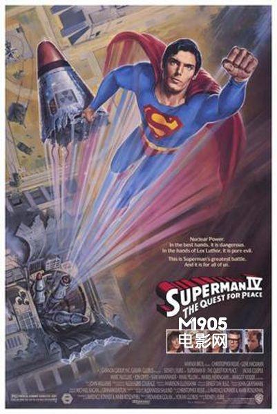 的视觉特效都收到了金酸梅奖的眷顾,可以说超人