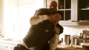 《惊天危机》中文片段 塔图姆与恐怖分子贴身肉搏