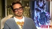 《钢铁侠3》中文访谈 世界巡回受追捧唐尼聊趣闻