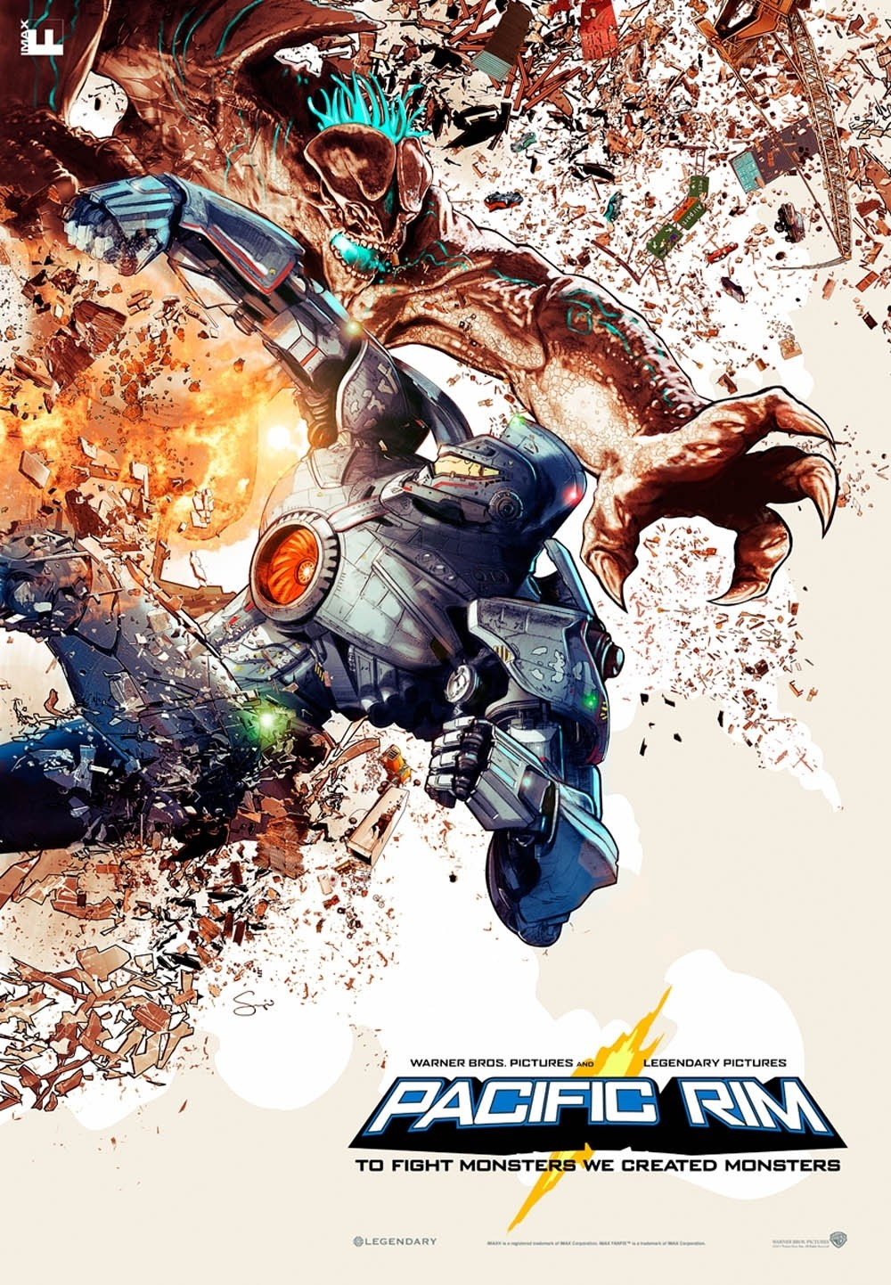 pacific rim 2017 movie poster - photo #8
