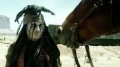 《独行侠》中文片段 落魄骑警对印第安人不离不弃