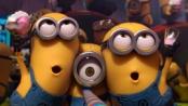 《神偷奶爸2》首映直击 小黄人各有其名萌倒众人