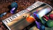 《极速蜗牛》中文片段 小蜗牛一战成名全世界追捧