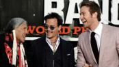 《独行侠》举办盛大全球首映礼 德普、汉莫争风头