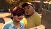 《极速蜗牛》中文片段 竞赛上电视人类欣喜若狂