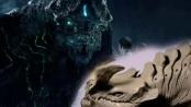 《环太平洋》中文特辑 电脑特效怪物模型变巨兽
