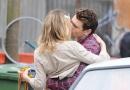 詹姆斯·弗兰科合作凯特·哈德森 片场热聊又热吻