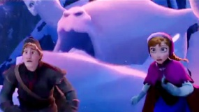 《冰雪奇缘》日本先导中文预告 恶女施咒冰世届