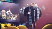 《卑鄙的我》中文片段 格鲁展示新武器和偷月计划