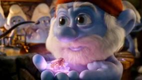 《蓝精灵2》中文片段 神秘水晶助蓝精重返人类世界