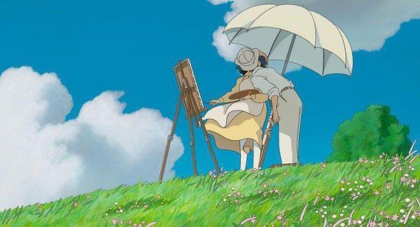 宫崎骏《起风了》票房突破百亿 超越《金鱼姬》