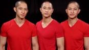 """《环太平洋》""""中国红""""预告片 三胞胎出镜问候"""