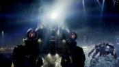 《环太平洋》终极预告片 巨型机器人完虐海底猛兽