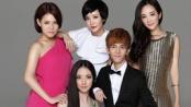 《小时代2》告别青春懵懂 杨幂、郭采洁姐妹反目