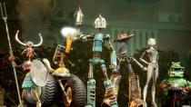 《机器人历险记》中文预告片 屌丝机器人逐梦记