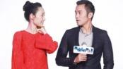 《被偷走的那五年》首映 白百何、张孝全秀恩爱