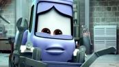 《飞机总动员》片段 修理车发怒反对小镇飞机参赛