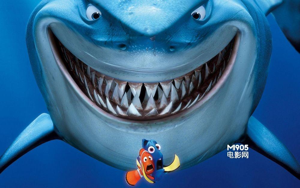 壁纸 马林/《海底总动员》:至真至幻的海底世界