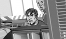 《钢铁侠3》草稿动画 生化人大爆炸钢铁军团降临