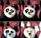 素颜海报之功夫熊猫
