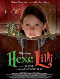女巫莉丽:龙与不可思议之书
