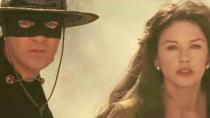 《佐罗传奇》片段 佐罗疾驰列车拼死一战拯救爱人
