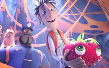 《天降美食2》曝光片段 大眼草莓尖叫众人遭惊吓