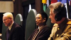《东京审判》精彩片段 法庭对峙犀利问题拷问人性
