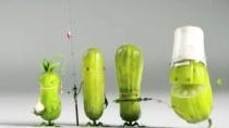 《天降美食2》宣传片 黄瓜去钓鱼急不可耐频耍宝